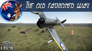 "War Thunder - Tempest Vickers P ""The Old Fashioned Way"""