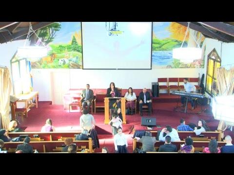 Sabado - 1 de Diciembre 2018 - Pastor Elias Sarmiento