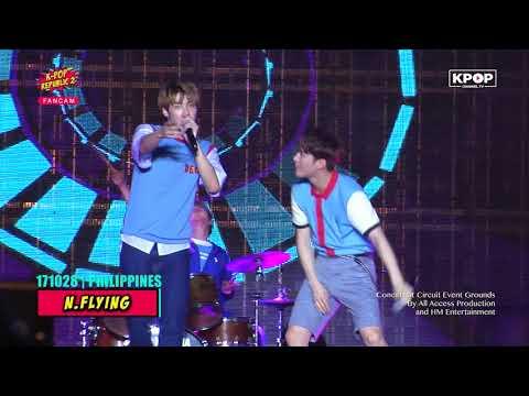 [LIVE] N.Flying - The Real at K-Pop Republic 2 (엔플라잉 - 진짜가 나타났다)