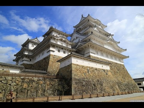 JG 4K 兵庫 世界遺産 姫路城(国宝,特別史跡) Hyogo,Himeji Castle(World Heritage,National Treasure)
