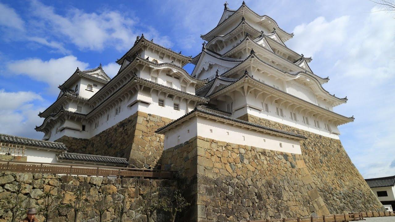 jg 4k 兵庫 世界遺産 姫路城 国宝 特別史跡 hyogo himeji castle world