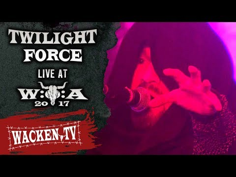 Twilight Force - The Power of the Ancient Force - Live at Wacken Open Air 2017