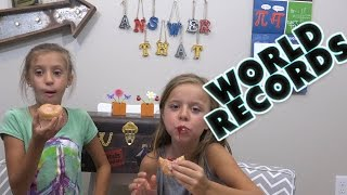 CAN WE BEAT A WORLD RECORD?   WE ANSWER THAT EP 39   SmellyBellyTV