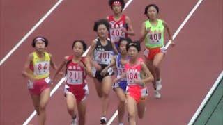 ジュニアオリンピック陸上  2014 C女子800m決勝