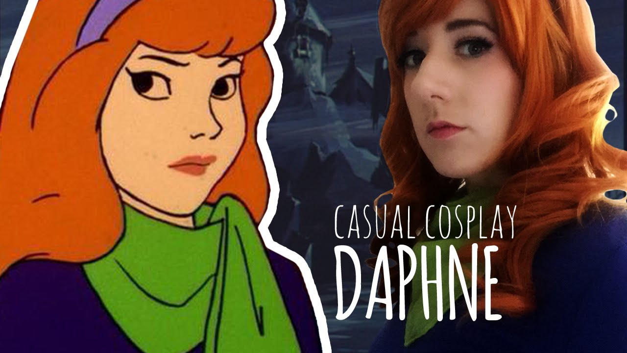 sc 1 st  YouTube & CASUAL COSPLAY | Daphne Blake from Scooby Doo - YouTube