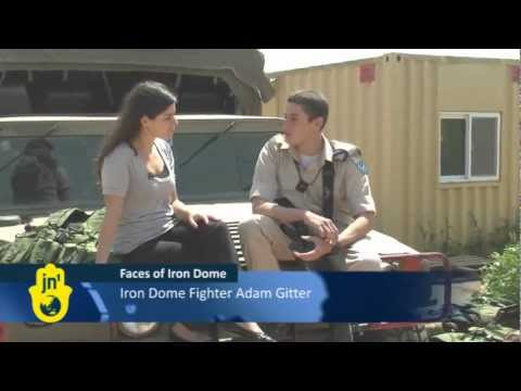 Iron Dome Soldiers at Sderot Battery Describe Duty to Intercept Gaza Rockets, Serve in IDF