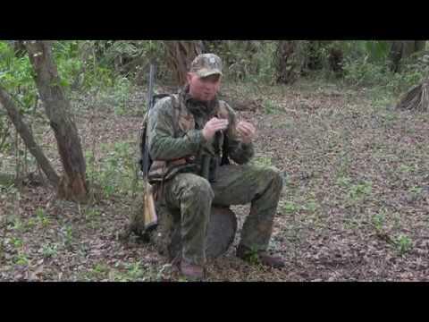 Scott Ellis-Turkey Hunting Tips-Patience Kills Turkeys