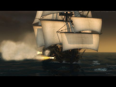 The Beauty Of Naval Action (Fan Made Trailer)