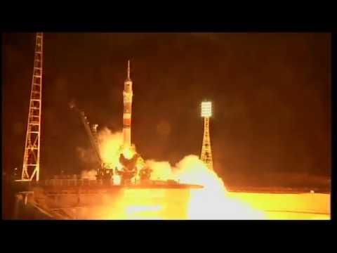 New Soyuz Crew Launches to the International Space Station