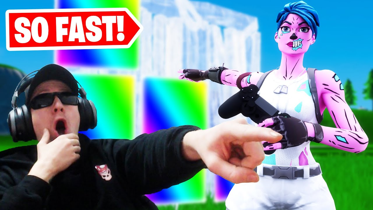 I found the FASTEST CONTROLLER EDITOR on fortnite.. (surprise recruitment)