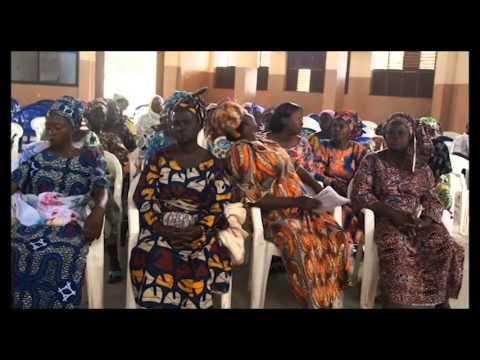 Remise de bourse So-Ava, Togba et Tchaourou 2015-2016