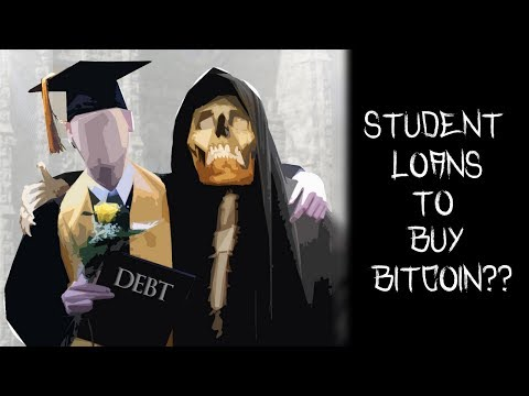 Crypto Speculation with Student Loans?