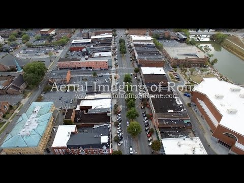 Downtown Rome Georgia - Oct 2016