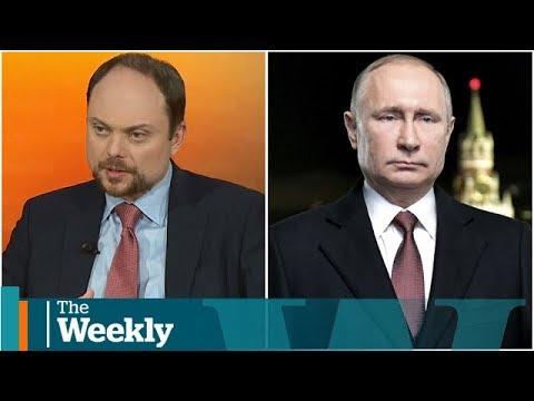 Putin poison victim on Kremlin corruption Mp3