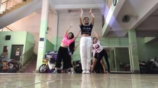 Võ Ê Vo - Xách Balo Đi Tìm Anh (full dance practice)