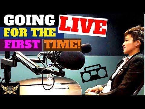 RADIO STATION INTERVIEW LIVE FOR THE FIRST TIME !  |  MEDIACORP 938  |  Karen Trader Vlog 020