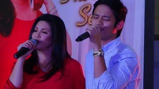 REGINE VELASQUEZ & MICHAEL PANGILINAN - Bakit Ngayon Ka Lang (Live @ Robinsons Manila!)