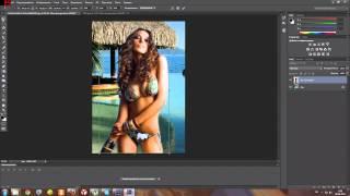 Видеоуроки Adobe Photoshop CS6 меняем фон Урок №6(В этом уроке вы научитесь менять фон на ваших фотографиях. Очень простой урок. Жду ваших коментов и подписыв..., 2013-08-06T23:32:50.000Z)