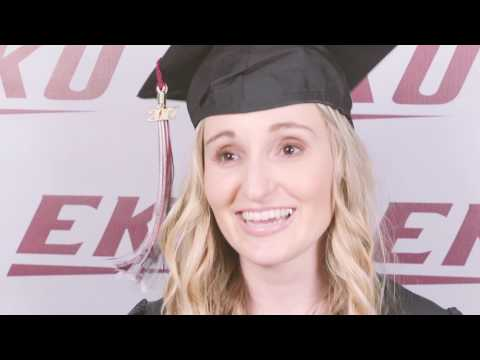 EKU Online College of Health Sciences Graduation