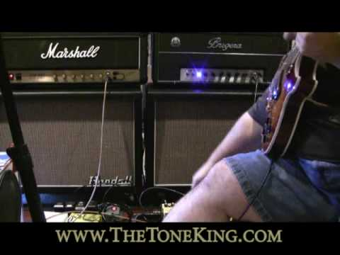 Bugera 1960 vs. Marshall 1959 Plexi Amp Demo Review Shoot-out TTK Style