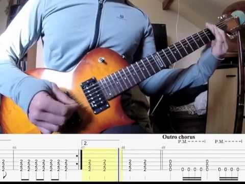 System Of A Down - Boom ! guitar cover with tab