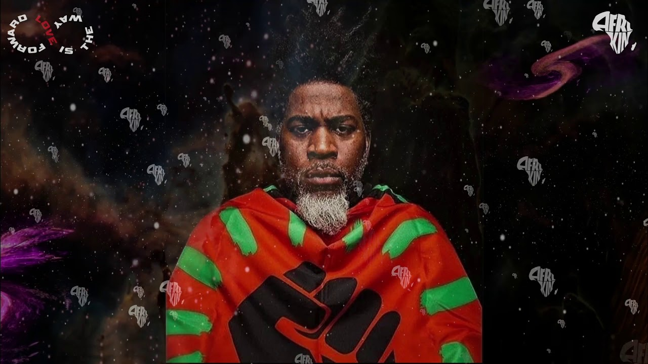 David Banner Talk at AFRIKIN 2019