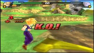 龍珠Z:電光火石3   沙魯遊戲