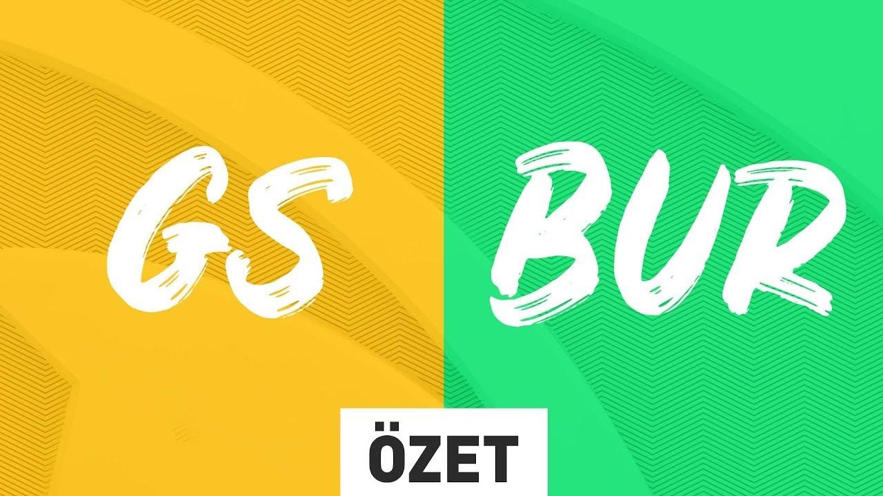 Galatasaray Espor ( GS ) vs Bursaspor Esports ( BUR ) Maç Özeti | 2019 Yaz Mevsimi 7. Hafta