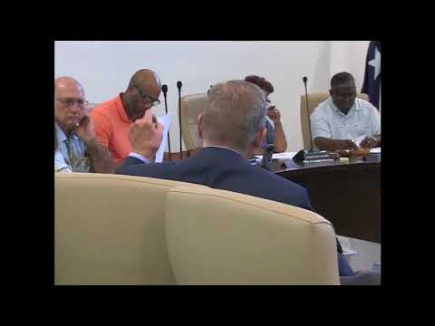 Port Arthur EDC | August 6, 2018 Meeting