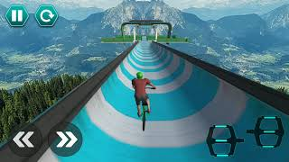 Cycle Stunt Game: Mega Ramp Bicycle Racing Stunts | New Bicycle Stunt Game Android
