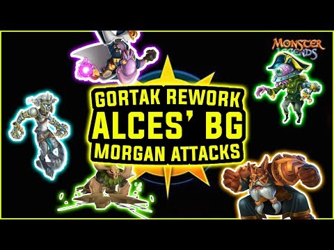 Monster Legends | News | Warmaster Gortak, New Progressive Island & More!