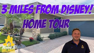 Windermere Home 3 miles from Disney!  | Orlando Home Tour | Moving to Orlando