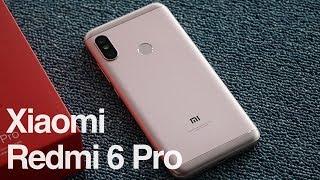 Обзор Xiaomi Redmi 6 Pro - Лучший бюджетник с челкой!