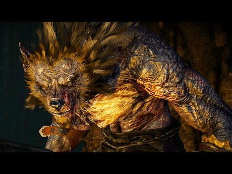 how to kill the werewolf in witcher 3 whisper tree