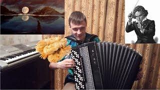Импровизируем ВОСЬМУШКАМИ. Бетховен тоже плетёночник! Урок#10