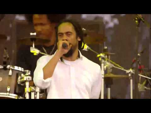 Damian 'Jr Gong' Marley   'Welcome To Jamrock'   Rock Werchter 20151