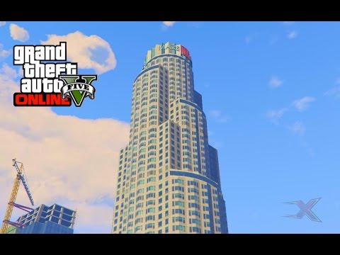 SANTOS LIFE # 12 - TOUR OF MY NEW OFFICE  (GTA 5 Online)