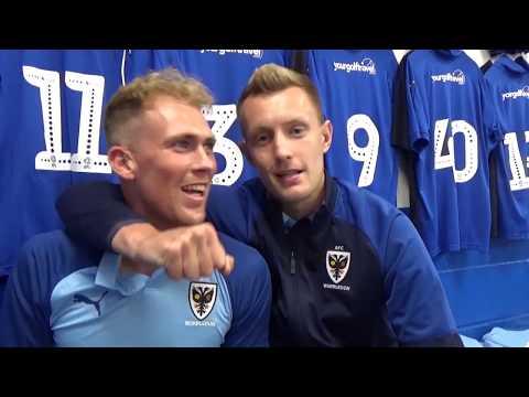 Ten of the best goals from Dons striker Joe