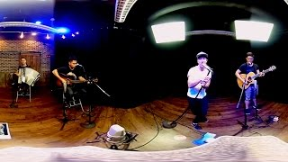 Tenth Avenue North Sings What You Want in 360°