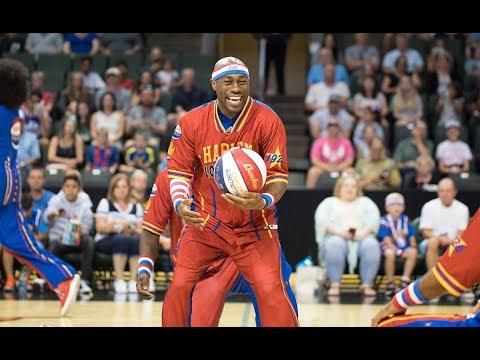 Amazing Ball Handling | Harlem Globetrotters