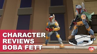 Boba Fett Disney Infinity 3.0 (PC) Gameplay Review and Thoughts