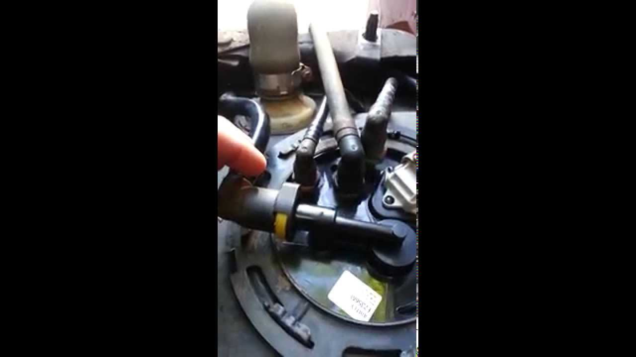 Fuel Pump Connectors - Quick Disconnects - 2004 Ford Ranger