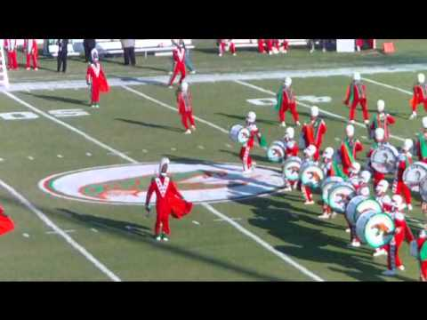 FAMU Marching 100 - Slow One (Death March)