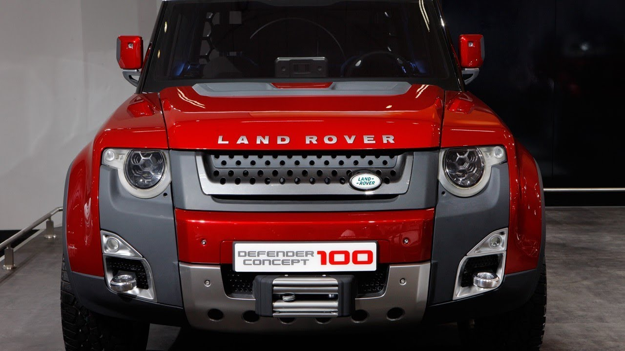 2019 Land Rover Defender, come to America in 2019 - YouTube