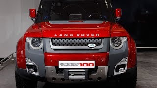 2019 Land Rover Defender, come to America in 2019
