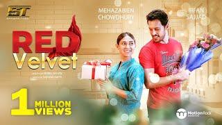 Download Red Velvet | New Valentine Natok 2021 | Irfan Sajjad | Mehazabien Chowdhury | Rubel Hasan