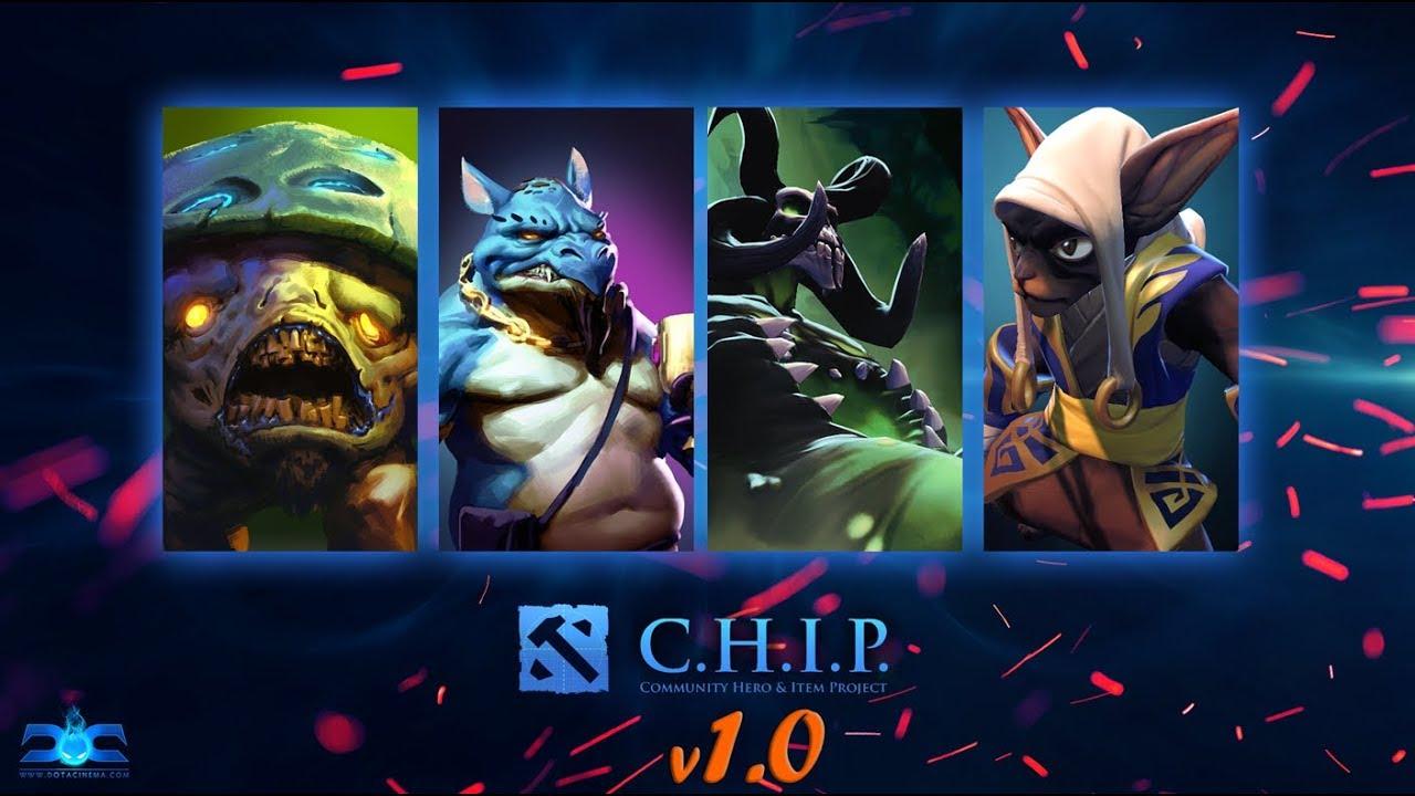 Dota  Chip V  Released