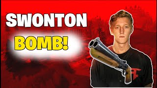 Tfue *SWANTON BOMBS* The Last Guy From The SKY - Funny Moments And Fails #2
