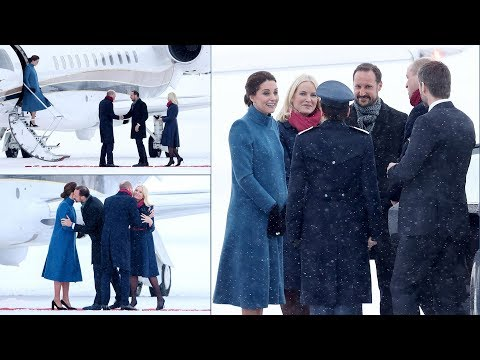 William & Kate arrived in Oslo: The best royal tour MOMENTS for day three