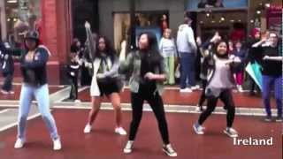 All over the world people are dancing to PSY - GANGNAM STYLE (강남스타일)